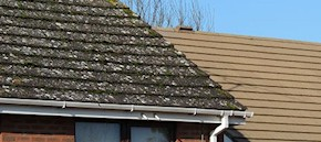Gutter and roof cleaning in Bexley and Eltham